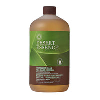 Desert Essence Thoroughly Clean Facial Wash 946ml