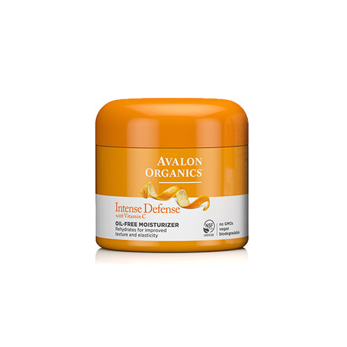 Avalon Organics Intense Defense with Vitamin C Oil-free Moisturizer 57g