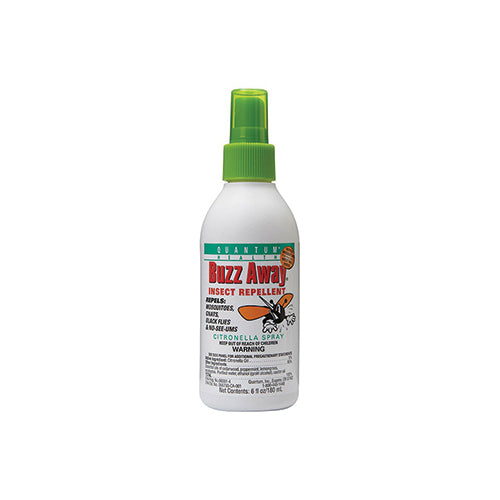 Quantum Health Buzz Away Extreme Citronella Spray Insect Repellent 180ml
