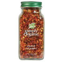 Simply Organic Crushed Red Pepper 45g