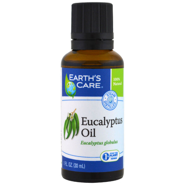Earth's Care Eucalyptus Oil 30ml