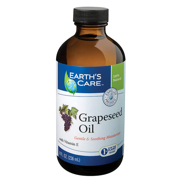 Earth's Care Grapeseed Oil 236ml