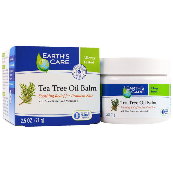 Earth's Care Tea Tree Balm 71g