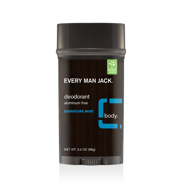 Every Man Jack Signature Mint Stick Deodorant 88g