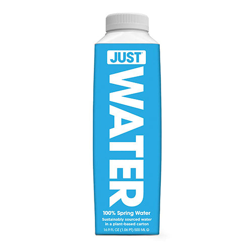 Just Water Spring Water 500ml
