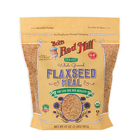 Bob's Red Mill Organic Flaxseed Meal 907g