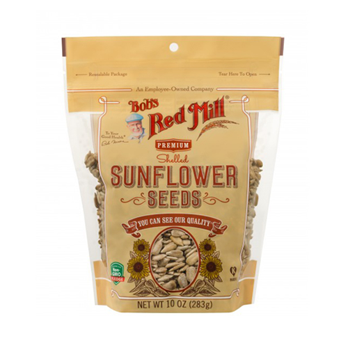 Bob's Red Mill Premium Shelled Sunflower Seeds 283g