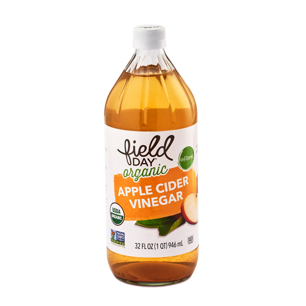 Field Day Organic Apple Cider Vinegar 946ml