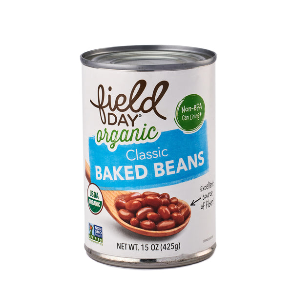 Field Day Organic Classic Baked Beans 425g