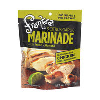 Frontera 3 Citrus Garlic Marinade 170g