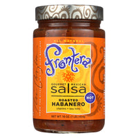 Frontera Roasted Habanero Hot Salsa 454g