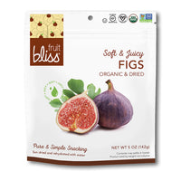 Fruit Bliss Organic Gluten-Free Figs 142g