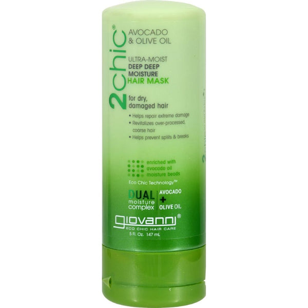 Giovanni Ultra-Moist Hair Mask 147ml