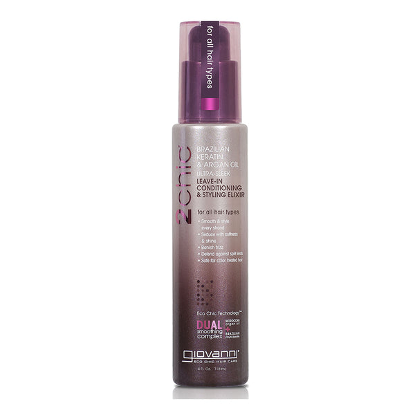 Giovanni Ultra-Sleek Leave-in Conditioner 118ml