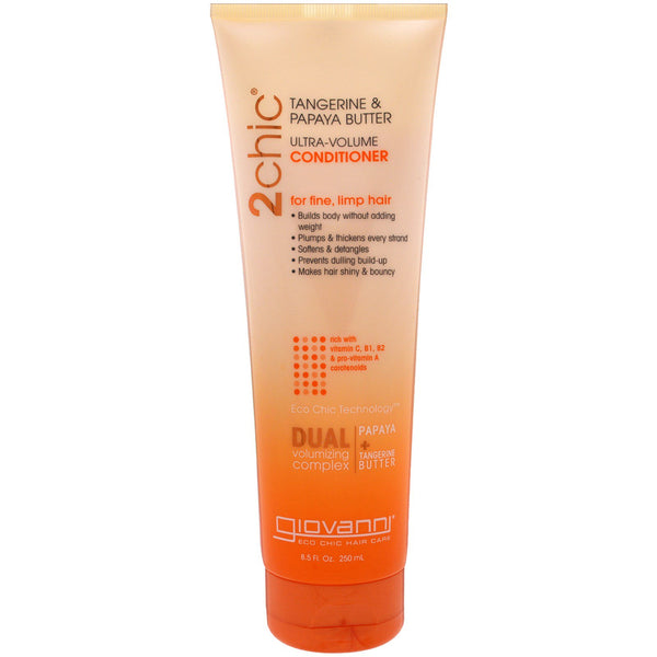 Giovanni Ultra-Volume Conditioner 250ml