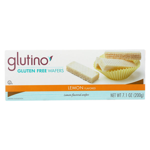 Glutino Gluten-Free Lemon Wafers 200g