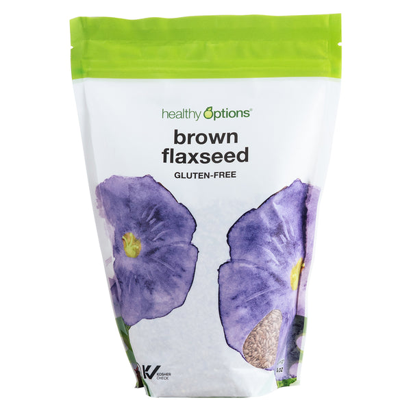 Healthy Options Brown Flaxseed 680g