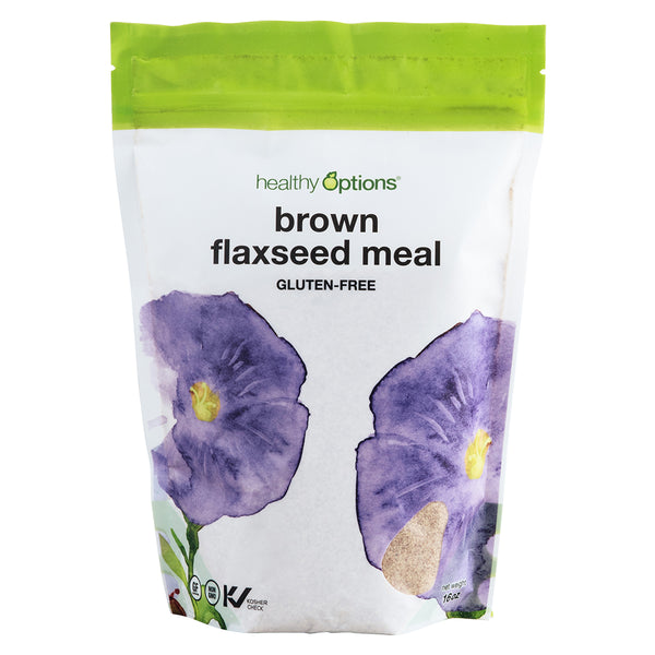 Healthy Options Brown Flaxseed Meal 397g