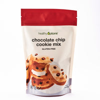 Healthy Options Chocolate Chip Cookie Mix 397g