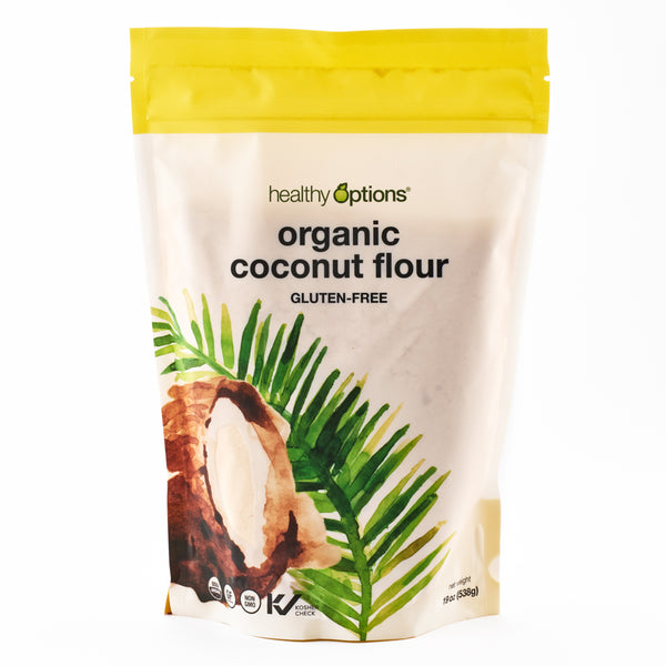 Healthy Options Organic Coconut Flour 538g