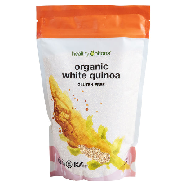 Healthy Options Organic White Quinoa 567g
