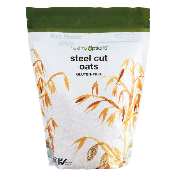 Healthy Options Steel Cut Oats 964g