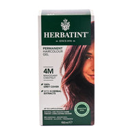 Herbatint 4M Mahogany Chestnut Hair Color 150ml