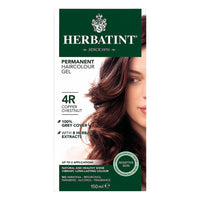 Herbatint 4R Copper Chestnut Hair Color 150ml