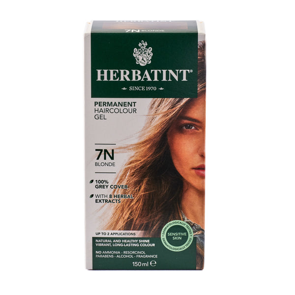 Herbatint 7N Blonde Hair Color 150ml