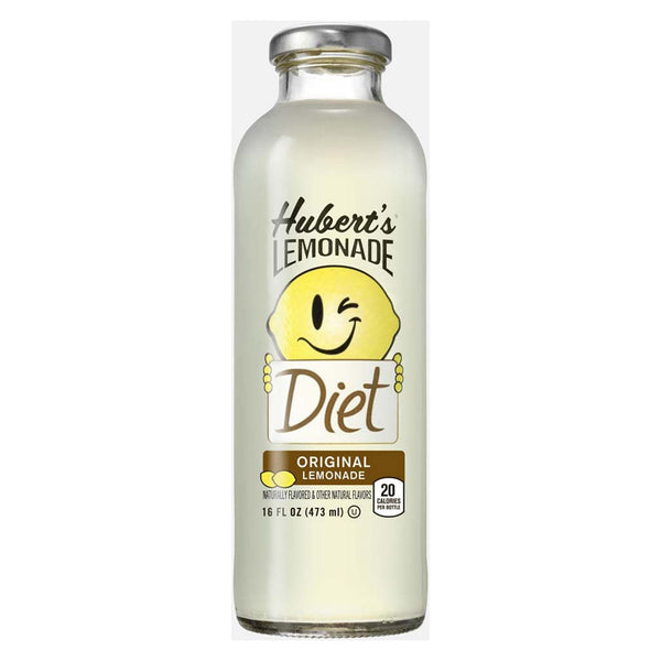Hubert's Lemonade Original Diet Lemonade 473ml