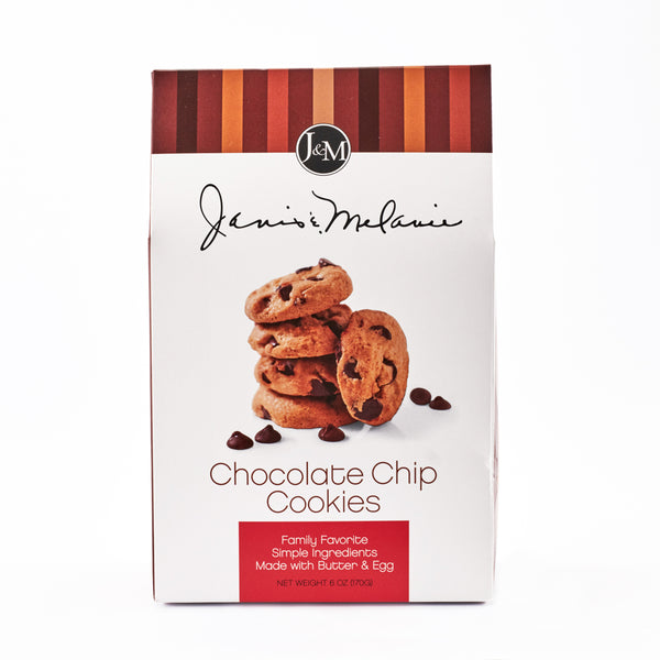 J&M Chocolate Chip Cookies 170g