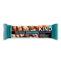 Kind Dark Chocolate Nuts & Sea Salt Bar 40g