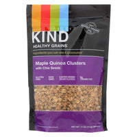 Kind Maple Quinoa Clusters 312g