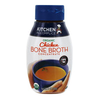 Kitchen Accomplice Organic Chicken Bone Broth Concentrate 340g