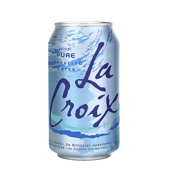 La Croix Pure Sparkling Water 355ml