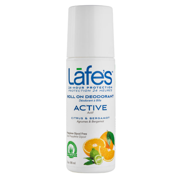 Lafe's Active Roll-on Deodorant 88ml