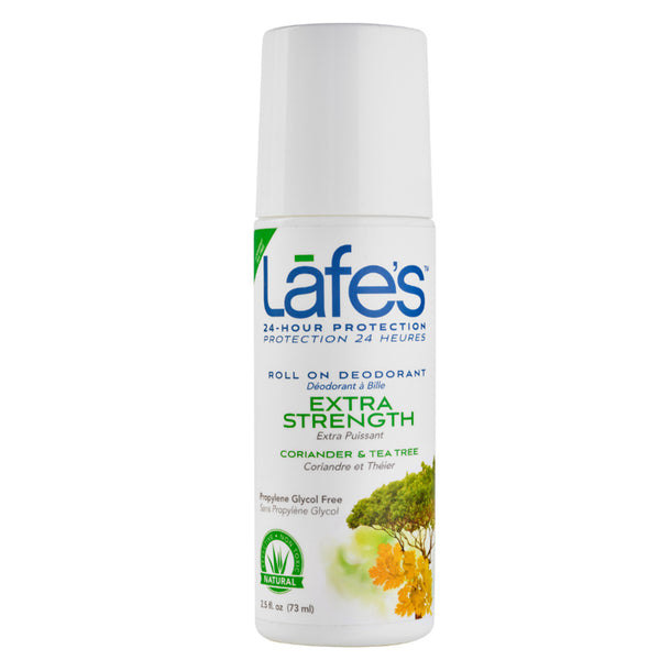 Lafe's Extra Strength Roll-on Deodorant 73ml