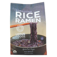 Lotus Foods Forbidden Rice Ramen 283g