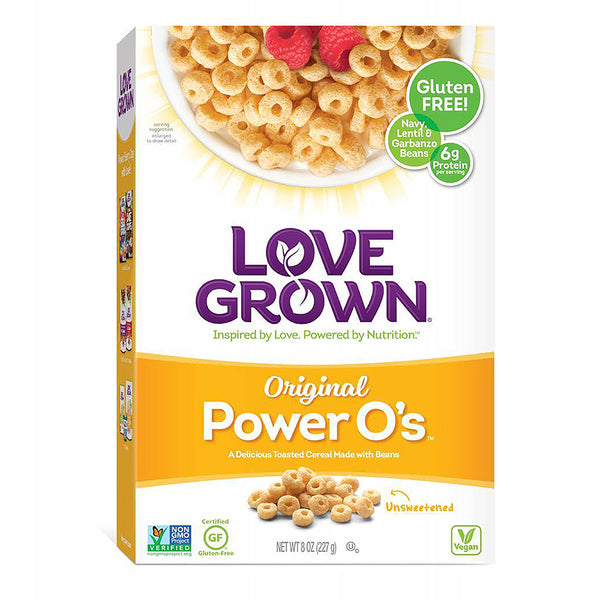 Love Grown Original Power O's Cereal 227g