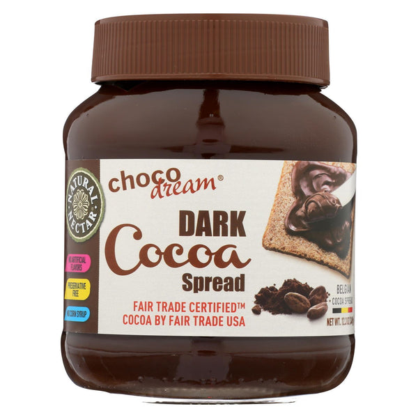 Natural Nectar Dark Cocoa Spread 349g
