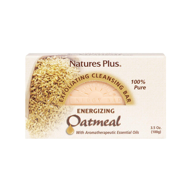 Nature's Plus Oatmeal Bar Soap 100g