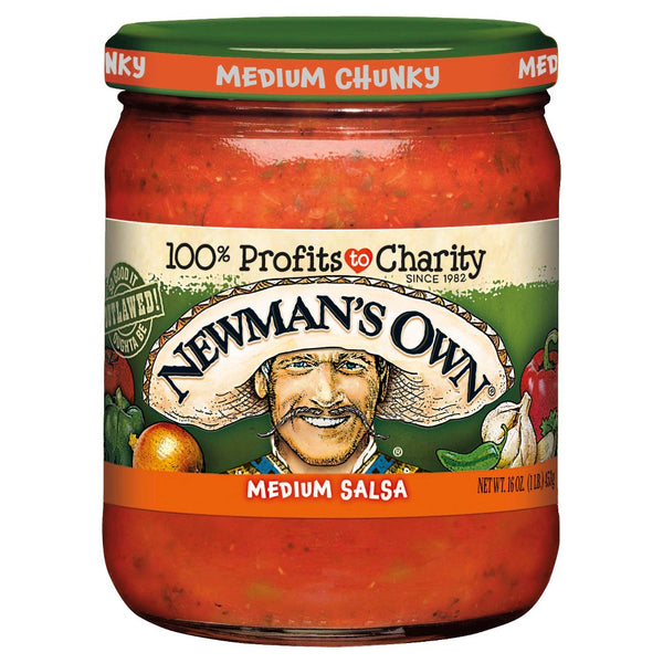 Newman's Own Medium Salsa Bandito 453g
