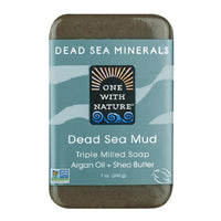 One with Nature Dead Sea Mud Bar Soap 200g