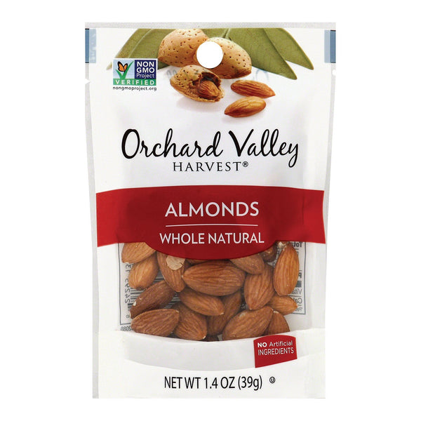 Orchard Valley Whole Almonds 39g