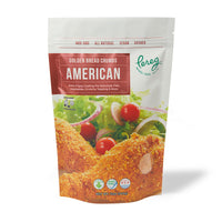 Pereg American Golden Bread Crumbs 340g
