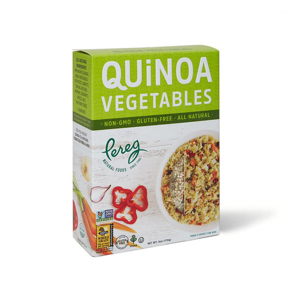 Pereg Quinoa Vegetables 170g
