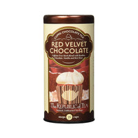 Republic Of Tea Red Velvet Cuppa Chocolate 36 Tea Bags