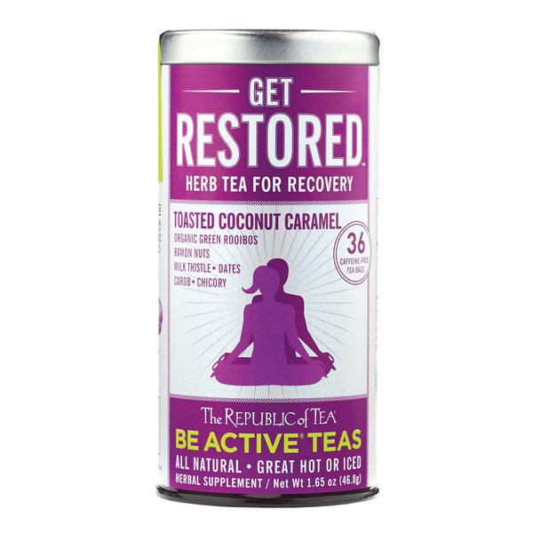 Republic Of Tea Get Restored 36 Tea Bags