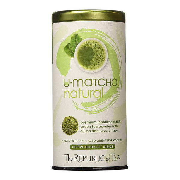 Republic Of Tea Umatcha Natural 43g