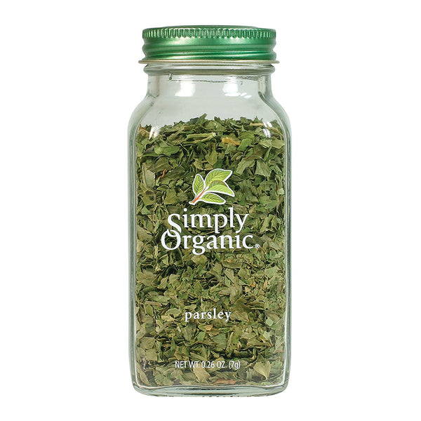 Simply Organic Parsley 7g
